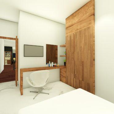Sky Level Apartment Interior